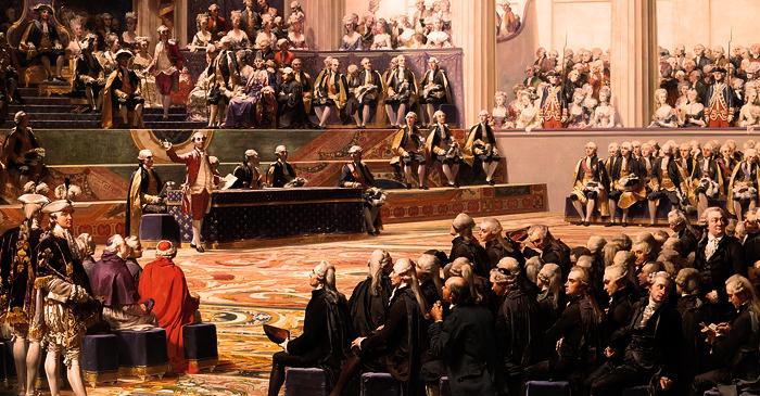 Apertura degli Stati Generali 5 maggio 1789