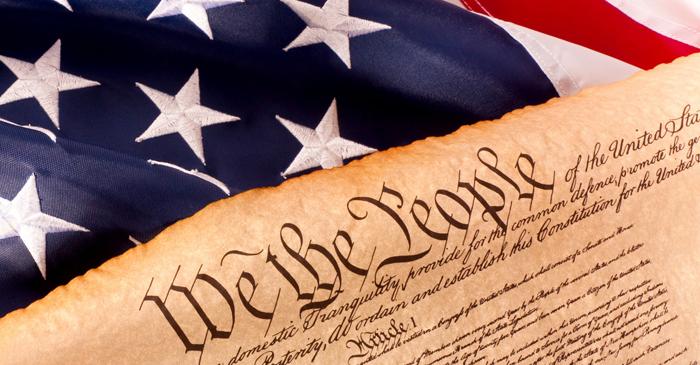 Costituzione degli Stati Uniti cover