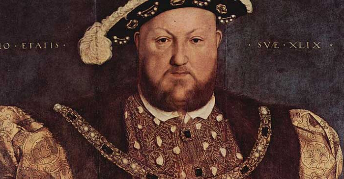 Enrico VIII e lo scisma anglicano