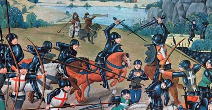 La Guerra dei Cent'Anni