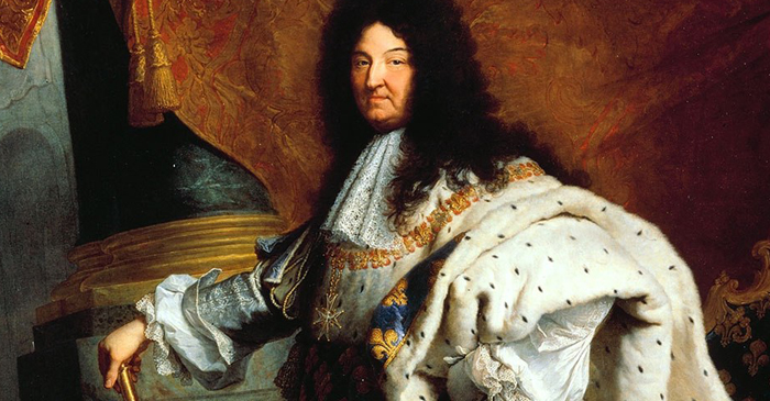 Luigi XIV e l'assolutismo in Francia (1660-1715)