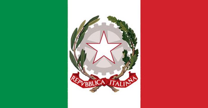 Costituzione italiana cover