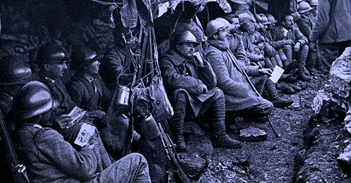 Prima Guerra Mondiale Cover