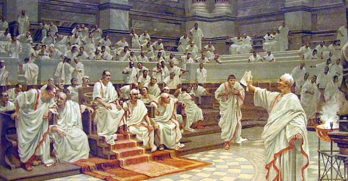 Repubblica antica Roma cover