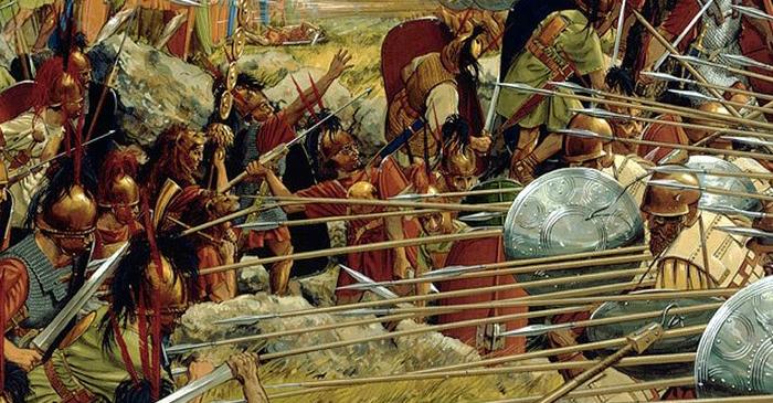 guerre macedoniche