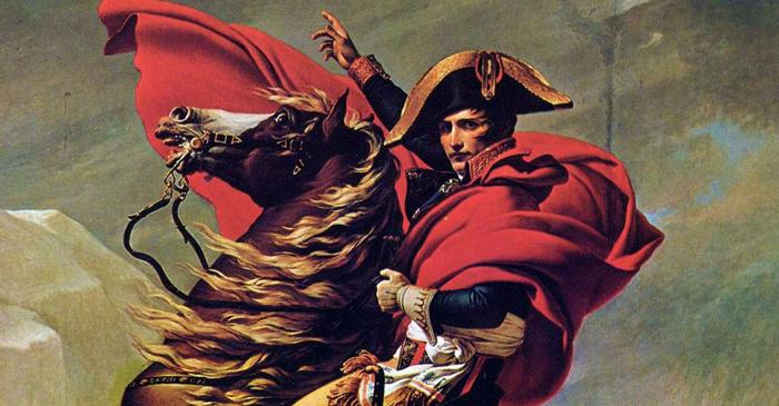 Napoleone Cover