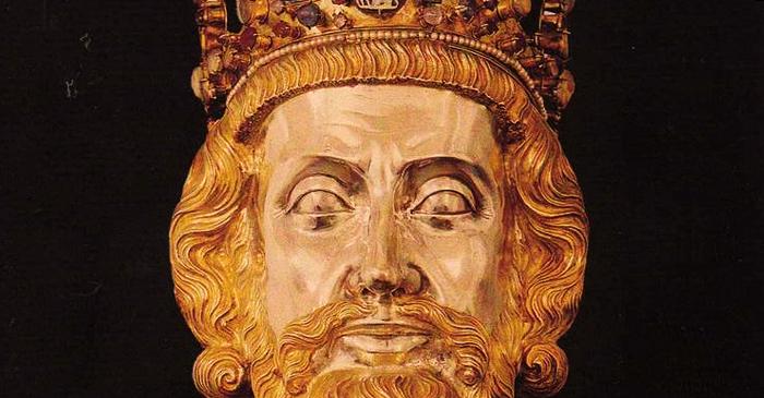 Carlo Magno Cover