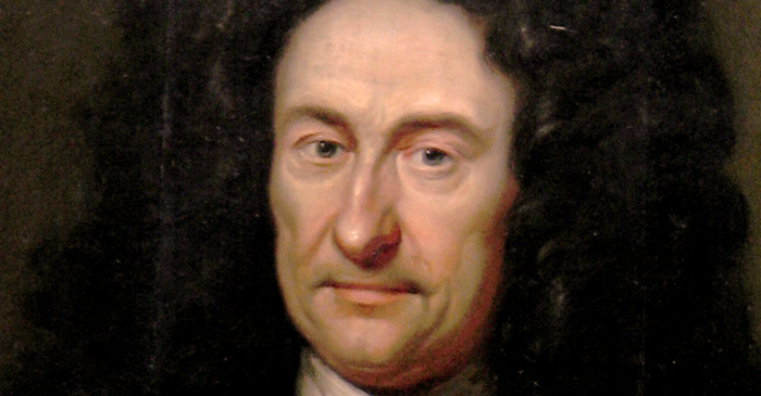 Leibniz cover