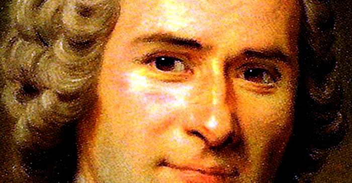 Rousseau cover