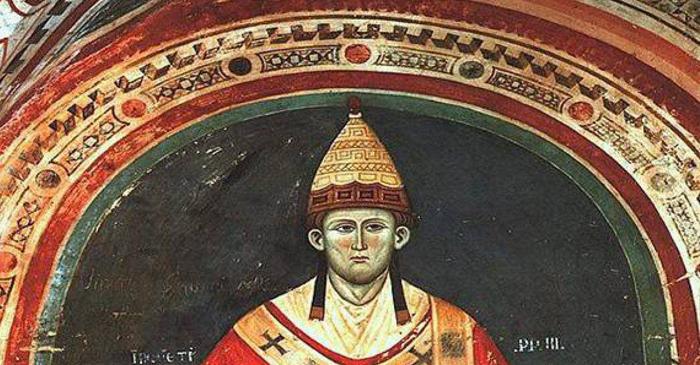 Innocenzo III cover