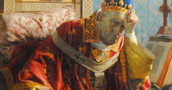 Bonifacio VIII cover