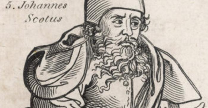 Giovanni Eriugena cover