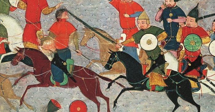 Mongoli cover