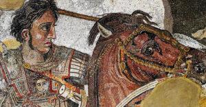 Alessandro Magno cover