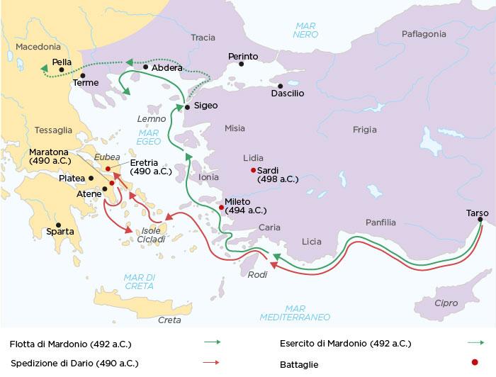 Prima guerra greco-persiana